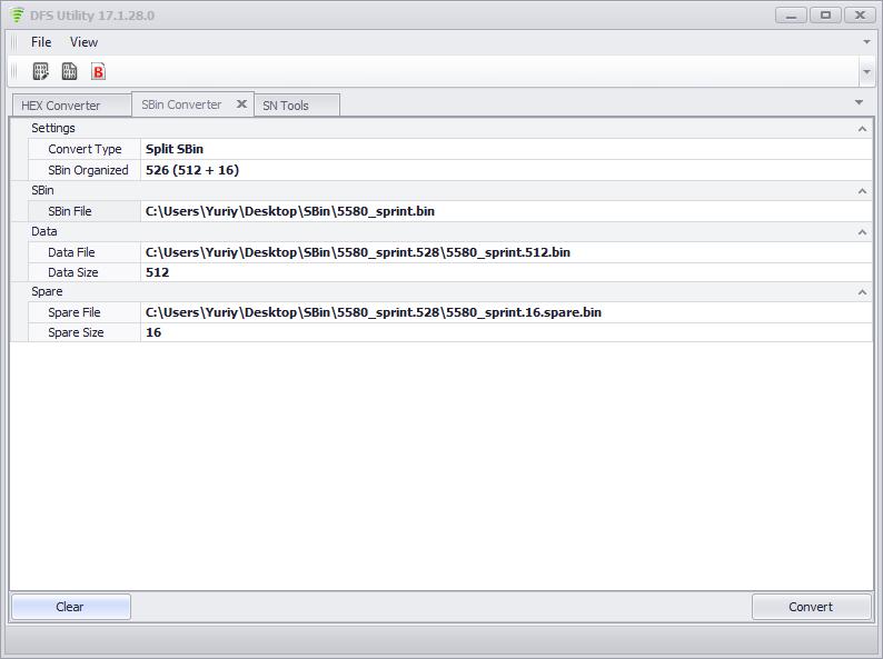 Products: Utility - CDMATool